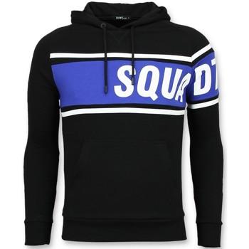 Textiel Heren Sweaters / Sweatshirts Enos Capuchon E Hoodie Zwart