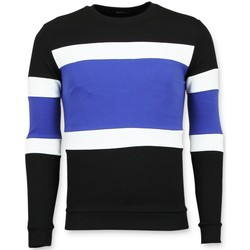 Textiel Heren Truien Enos Striped Sweater Mens  - Heren Sweater Sale 19