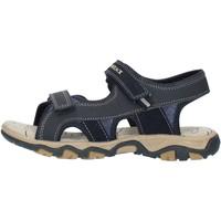 Schoenen Jongens Sandalen / Open schoenen Lumberjack SB07606017V69 Blue