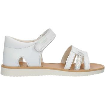 Schoenen Meisjes Sandalen / Open schoenen Pablosky 030500 White
