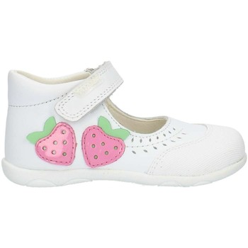 Schoenen Meisjes Ballerina's Pablosky 001600 White