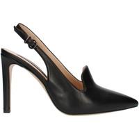 Schoenen Dames Sandalen / Open schoenen Bacta De Toi 885 Black