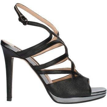 Schoenen Dames Sandalen / Open schoenen Bacta De Toi 606 Black