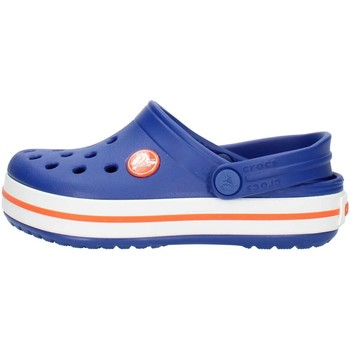 Schoenen Kinderen Klompen Crocs 204537 Blue and orange