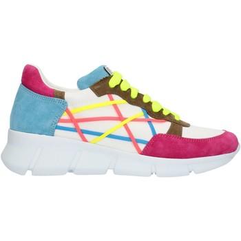 Schoenen Dames Lage sneakers L4k3 05LEG Blue fuxia