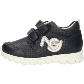 Schoenen Jongens Lage sneakers Nero Giardini P724220M Blue