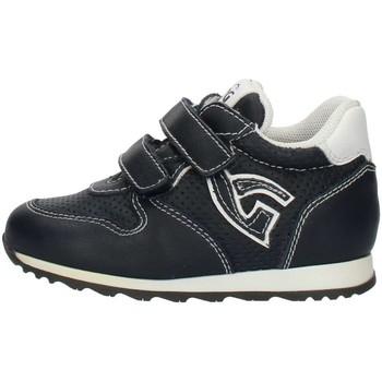 Schoenen Jongens Lage sneakers Nero Giardini P724180M Blue