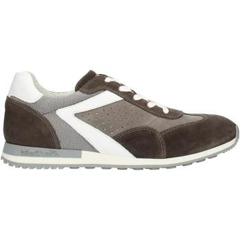Schoenen Heren Lage sneakers NeroGiardini P800241U Smoke and white