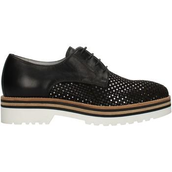 Schoenen Dames Derby NeroGiardini P805223D Black
