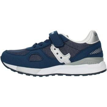Schoenen Meisjes Lage sneakers Canguro C60216H Jeans
