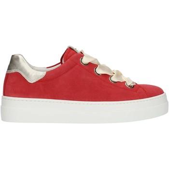 Schoenen Dames Lage sneakers NeroGiardini P907813D Red