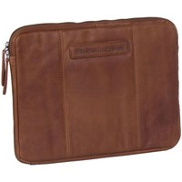 Tassen Computertassen Chesterfield Richard Leather Sleeve 13.3 inch Bruin