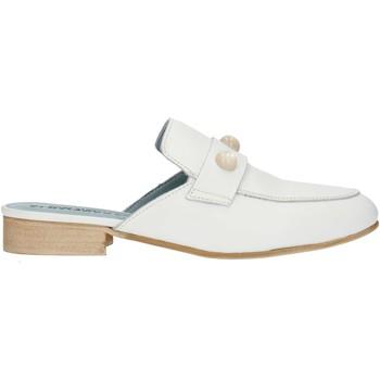 Schoenen Dames Klompen Albachiara NC74 White