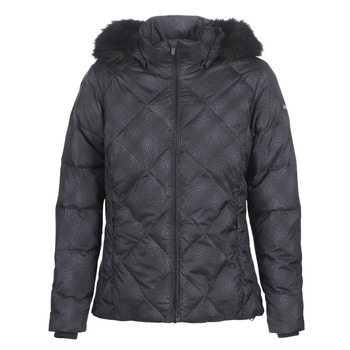 Textiel Dames Dons gevoerde jassen Columbia ICY HEIGHTS II DOWN JACKET Zwart