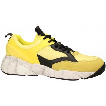 Schoenen Heren Lage sneakers Cromier TECNOnylon yellow