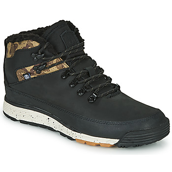 Schoenen Heren Laarzen Element DONNELLY Zwart / Camouflage