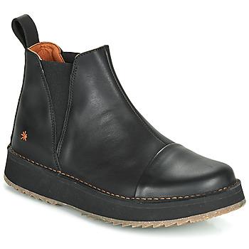 Schoenen Dames Laarzen Art ORLY Zwart