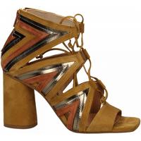 Schoenen Dames Sandalen / Open schoenen Fiori Francesi AMALFI ocra