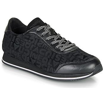 Schoenen Dames Lage sneakers Desigual PEGASO DESIGUAL Zwart
