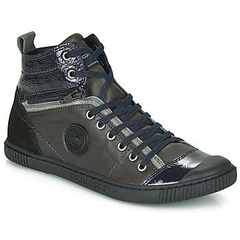 Schoenen Dames Hoge sneakers Pataugas BANJOU Antraciet