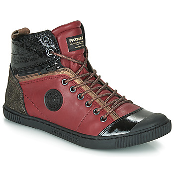 Schoenen Dames Hoge sneakers Pataugas BANJOU Bordeau
