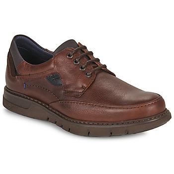 Schoenen Heren Derby Fluchos CELTIC Bruin
