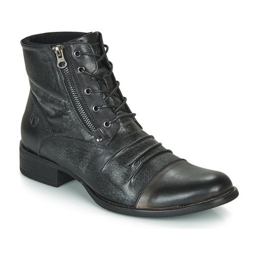 Schoenen Heren Laarzen Kdopa MANSHESTER Zwart