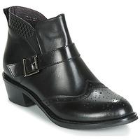 Schoenen Dames Laarzen Kdopa INNA Zwart
