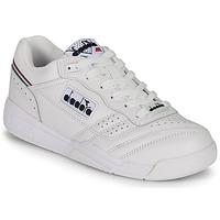 Schoenen Lage sneakers Diadora ACTION Wit