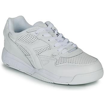 Schoenen Lage sneakers Diadora REBOUND ACE Wit