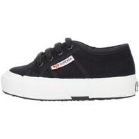 Schoenen Lage sneakers Superga 2750S0005P0 Graphite blue