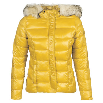 Textiel Dames Dons gevoerde jassen Kaporal PERLE Geel