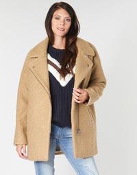 Textiel Dames Mantel jassen Kaporal DALIA Beige / Bruin
