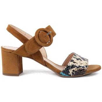 Schoenen Dames Sandalen / Open schoenen Gosh  Bruin