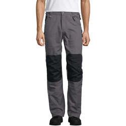 Textiel Heren 5 zakken broeken Sols METAL PRO MULTI WORK Multicolor