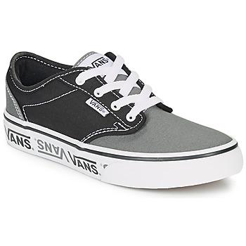 Schoenen Kinderen Lage sneakers Vans YT ATWOOD NR Zwart