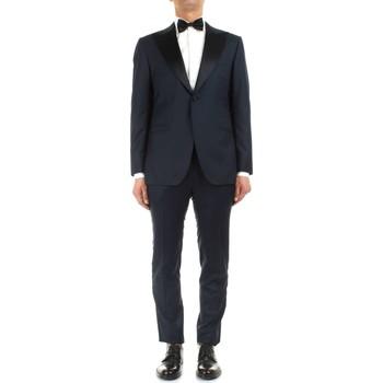 Textiel Heren Kostuums Kiton UASM861K07R1504001 Blue