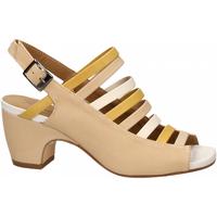 Schoenen Dames Sandalen / Open schoenen Salvador Ribes MAGGY NUVOLA avorio-ginestra-bian