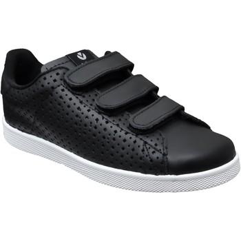 Schoenen Dames Lage sneakers Victoria 125198 Zwart