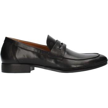 Schoenen Heren Mocassins Sandro Ramadori 10320 Black