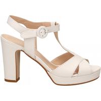 Schoenen Dames Sandalen / Open schoenen Les Venues NAPPA bianco