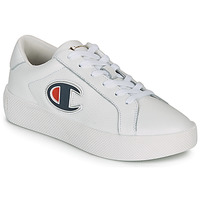 Schoenen Dames Lage sneakers Champion ERA LEATHER Wit