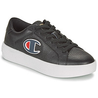 Schoenen Dames Lage sneakers Champion ERA LEATHER Zwart