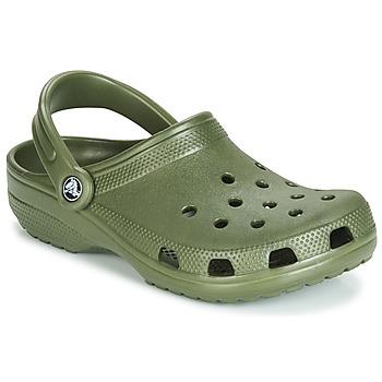 Schoenen Klompen Crocs CLASSIC Kaki