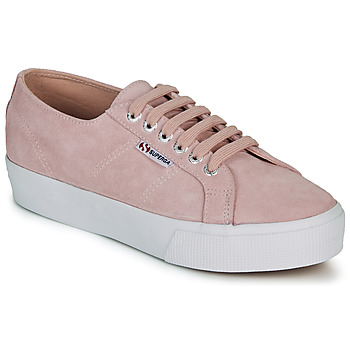 Schoenen Dames Lage sneakers Superga 2730 SUEU Roze
