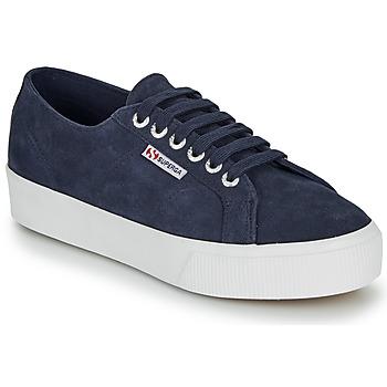 Schoenen Dames Lage sneakers Superga 2730 SUEU Marine