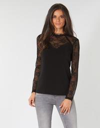 Textiel Dames Tops / Blousjes One Step CASTILLA Zwart