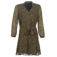 Textiel Dames Korte jurken One Step RUNI Zwart / Kaki