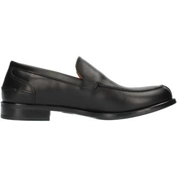 Schoenen Heren Mocassins Sandro Ramadori 9280 Black