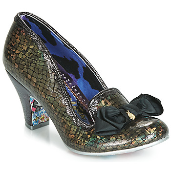 Schoenen Dames pumps Irregular Choice KANJANKA Zwart